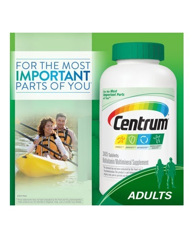 Centrum Multi-vitamin x 1