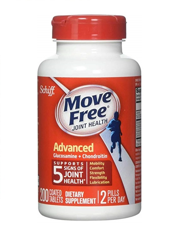 Schiff Move Free Advance 200 Tablets